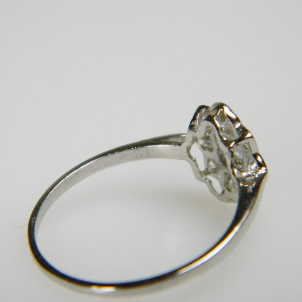 geometric gold image modern rings ring engagement work in diamond white open
